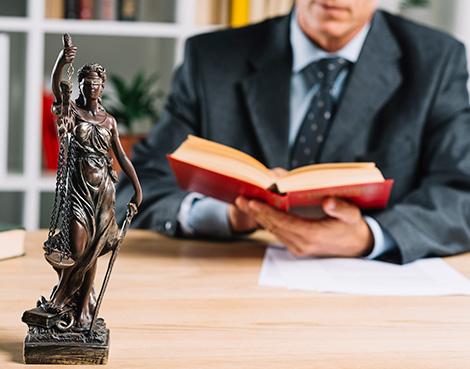 Asesoría derecho penal